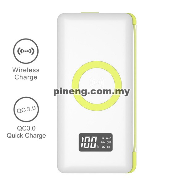 [Wholesale] PINENG PN-888 10000mAh Quick...